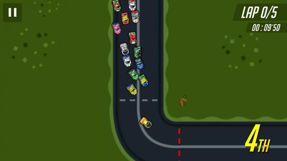 《超级GTR竞速》游戏截图
