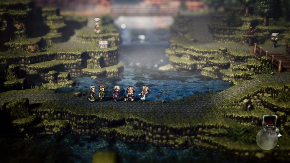 《八方旅人》游戏截图-2(1)
