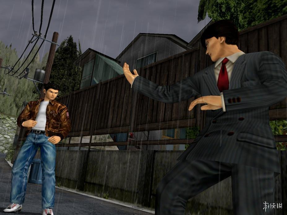 《莎木1+2》游戏截图