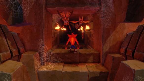 《古惑狼:三部曲重制版》游戏截图-3