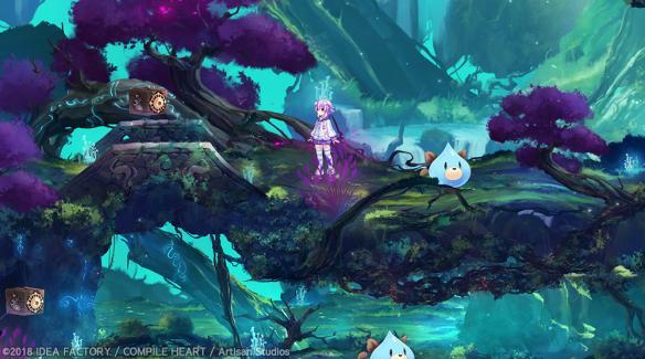 《勇者海王星》游戏截图-2