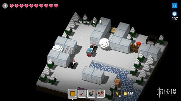 《砖块迷宫建造者》游戏截图