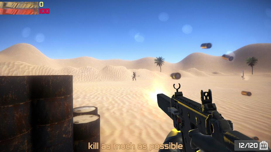 《血沙》游戏截图