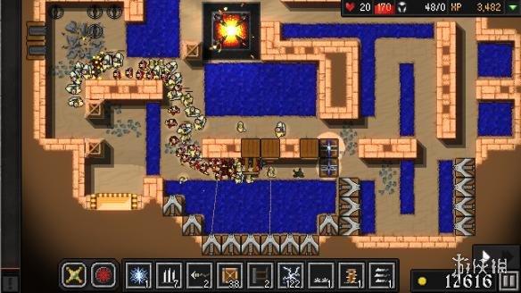 《地牢战争2》游戏截图