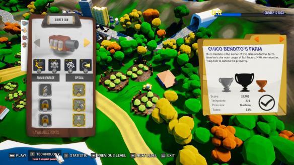 《色彩塔防》游戏截图