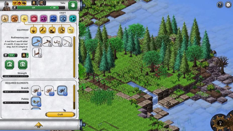 《复苏之种》游戏截图