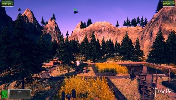 《城市战争防御》游戏截图