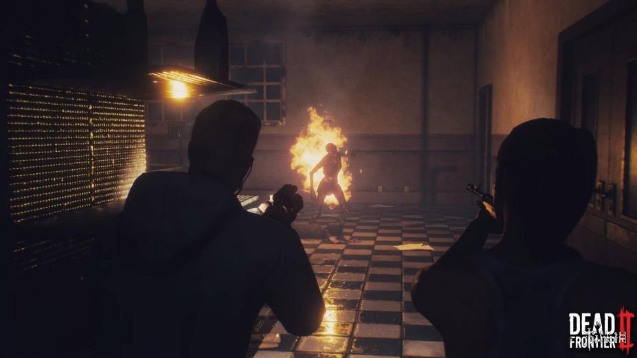 《死亡边境2》游戏截图(1)