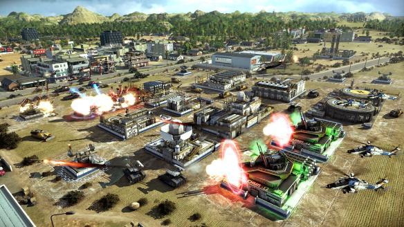 《侵略行为》游戏截图2