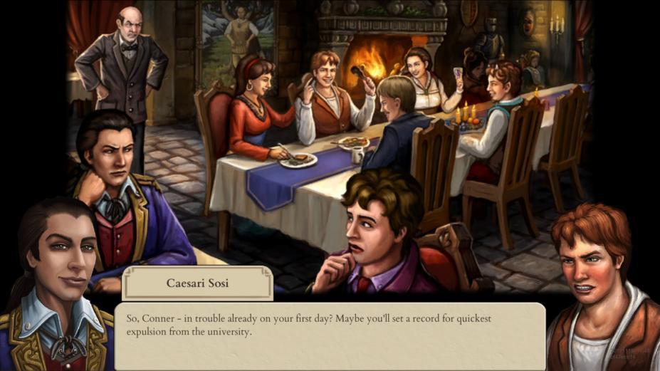 《英雄学院:救赎盗贼》游戏截图