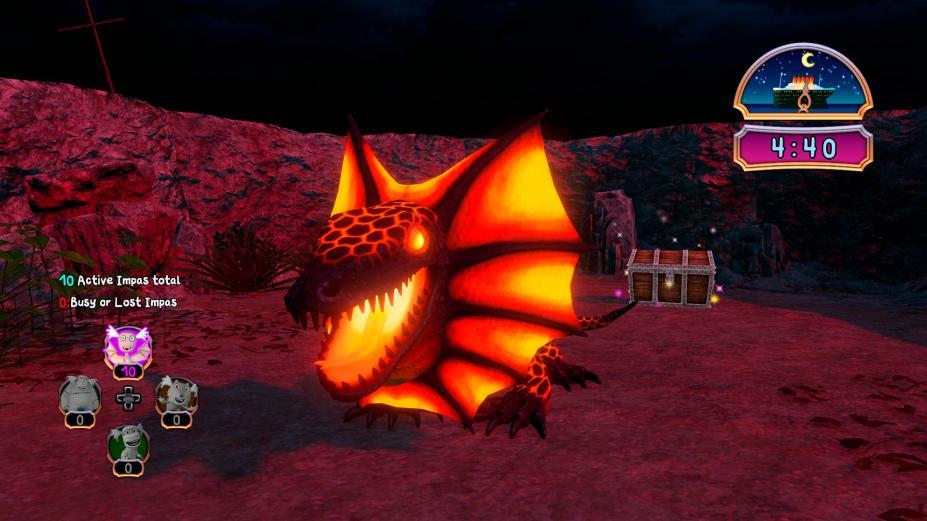 《精灵旅社3:怪兽假期》游戏截图