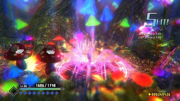 《东方红辉心》游戏截图