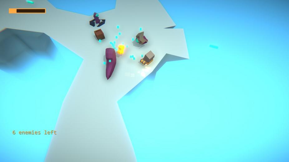 《科金防御者》游戏截图