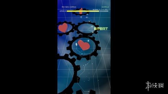 《节奏游戏×云霄飞车》游戏截图
