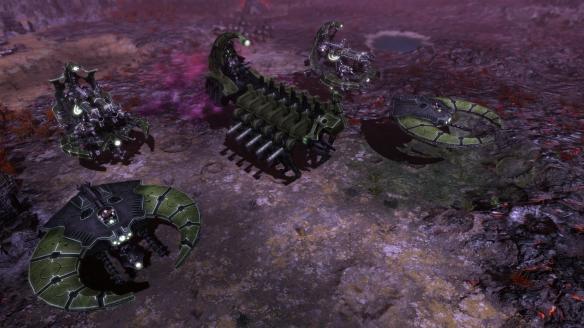《战锤40K:角斗士之战争圣器》游戏截图2