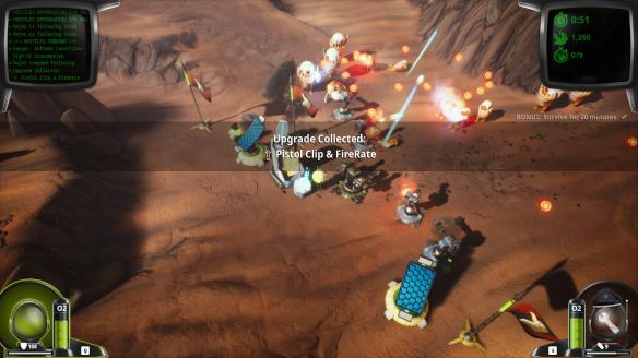 《征服火星》游戏截图