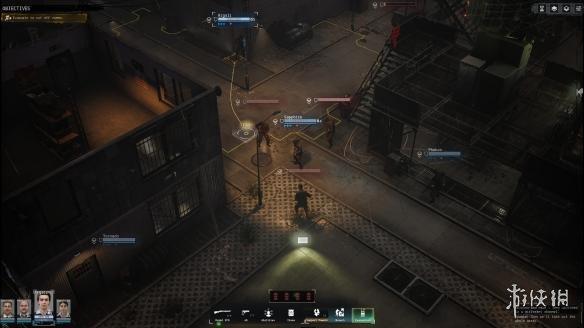 《幽灵教义》游戏截图