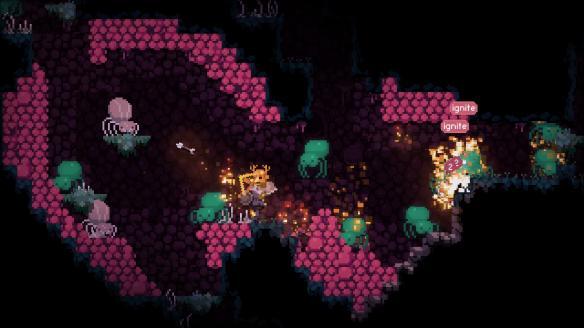 《卫星冒险》游戏截图