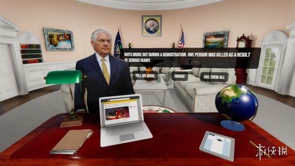 《我是你们的总统》游戏截图