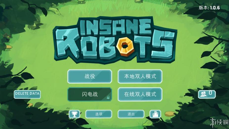 《疯狂机器人》汉化游戏截图