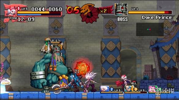 《龙之死印》游戏截图-1