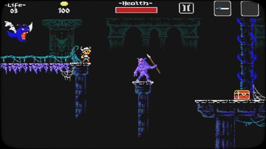 《灭鬼小英雄:哥布林的黑暗剑》游戏截图
