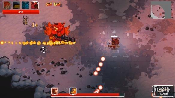 《下地狱去吧!》游戏截图