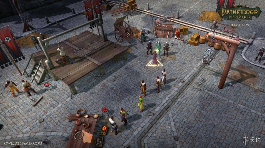 《开拓者:拥王者》游戏截图