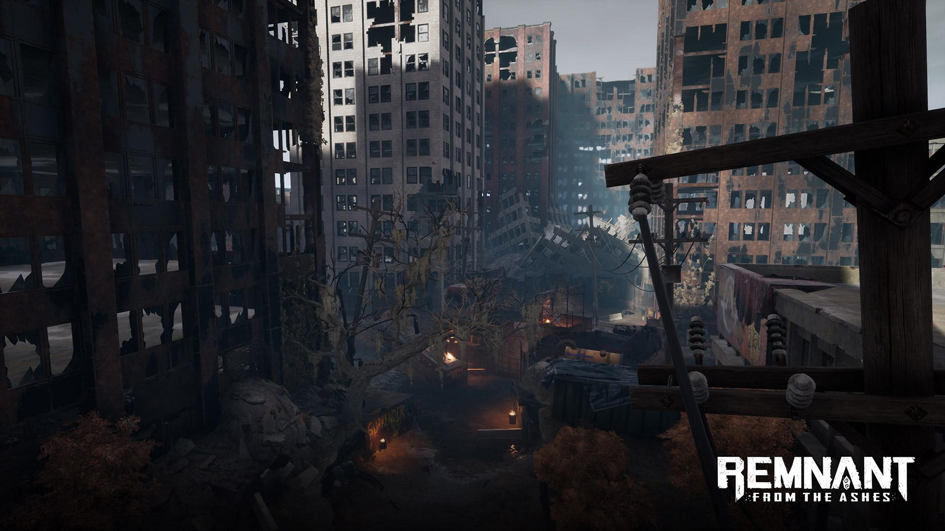 遗迹:灰烬重生游戏图片欣赏