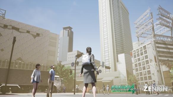 《絕體絕命都市4Plus:夏日回憶》游戲截圖-1
