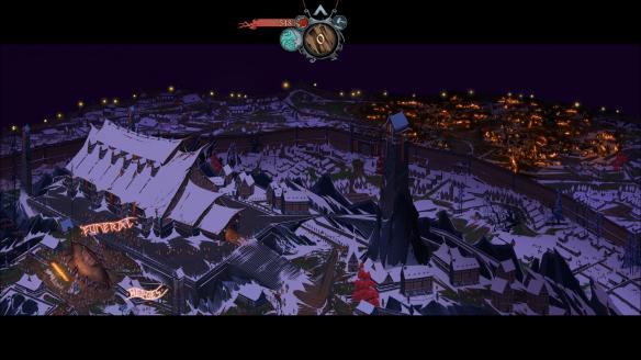 《旗帜的传说3》游戏截图2