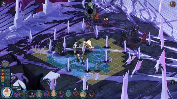 《旌旗的传说3》游戏截图2