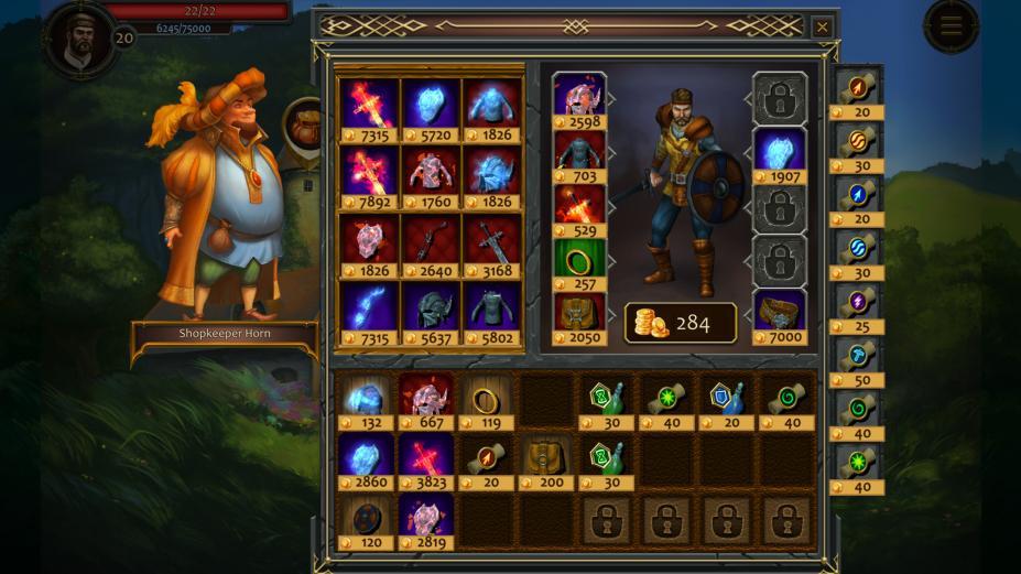《皇室冒险》游戏截图