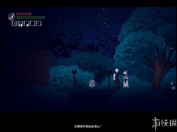 《虚无记忆》汉化游戏截图