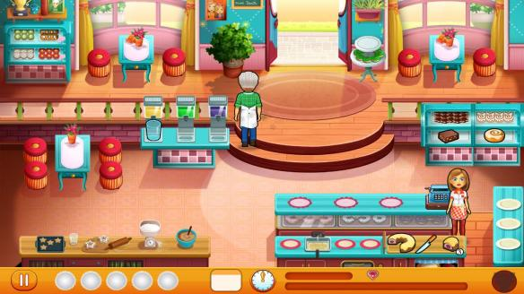 《朱莉的甜品店》免安装绿色版