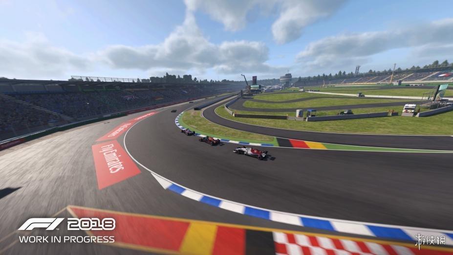 《F1 2018》游戏截图