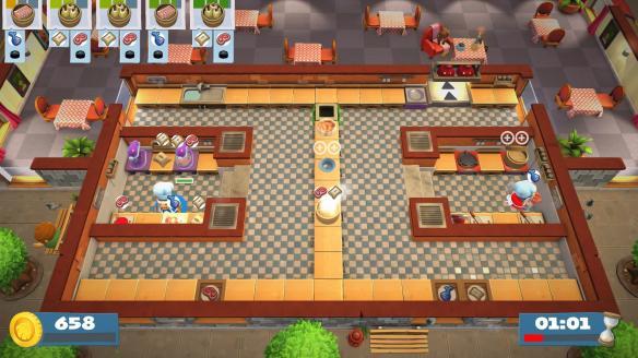 《煮糊了2》游戏截图-2