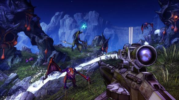 《无主之地2》PC截图