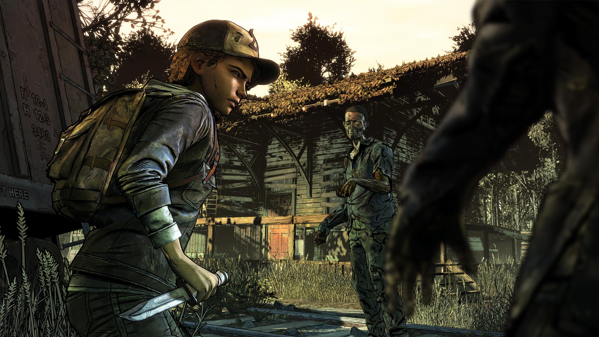 行尸走肉:最终季/【赠历代版本】The Walking Dead: The Final Season(更新终结版)插图4