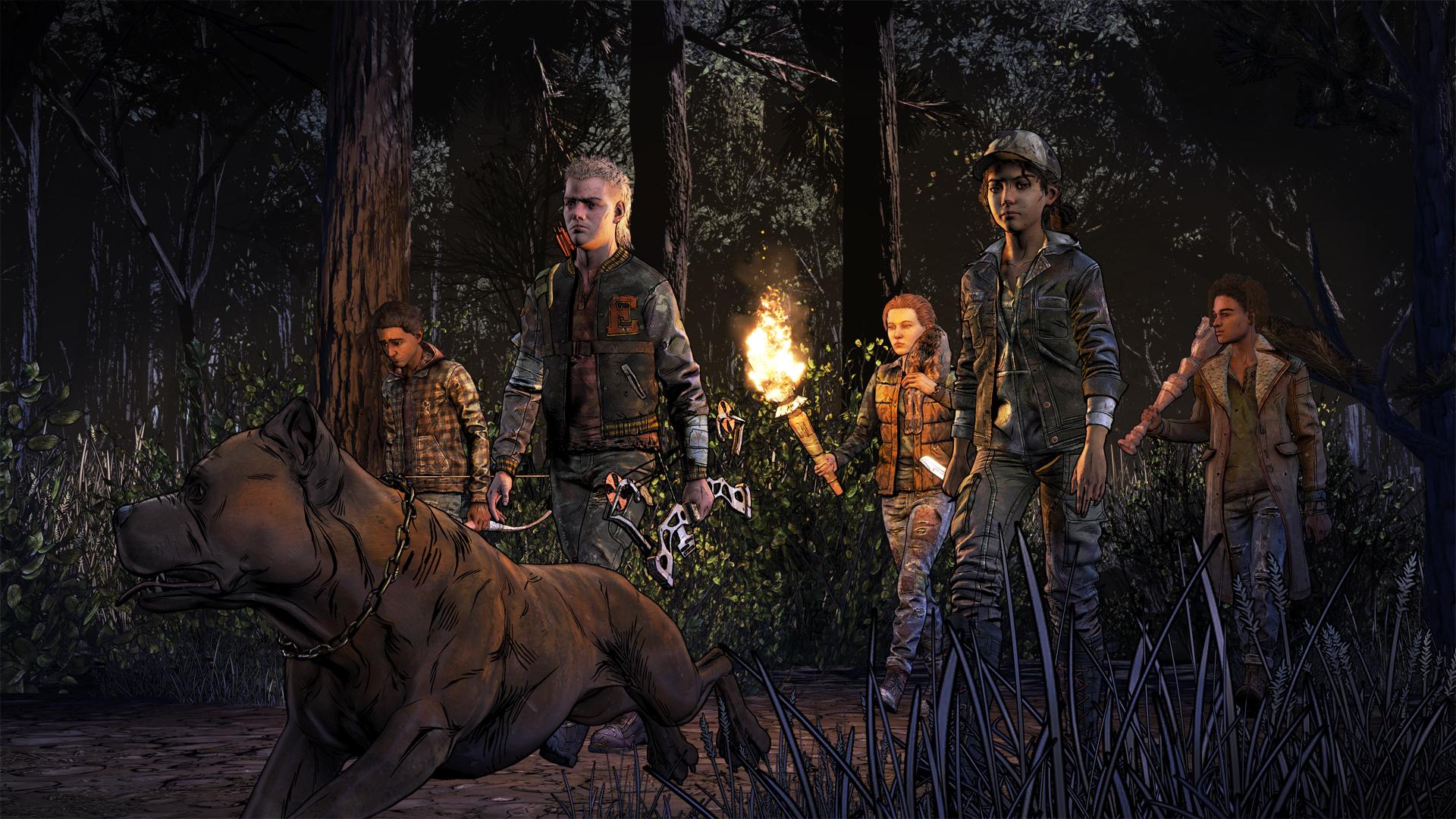 行尸走肉:最终季/【赠历代版本】The Walking Dead: The Final Season(更新终结版)插图3