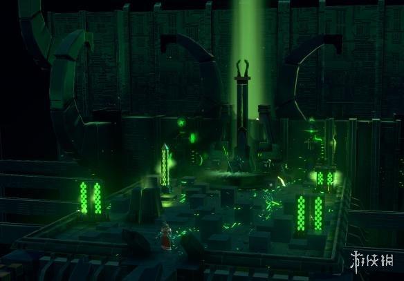 《戰錘40k:機械神教》游戲截圖