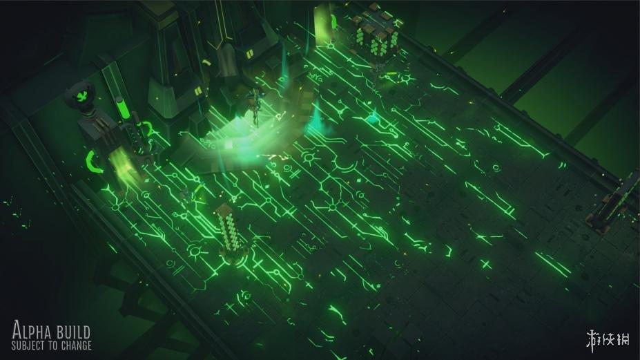 《战锤40k:机械神教》游戏截图