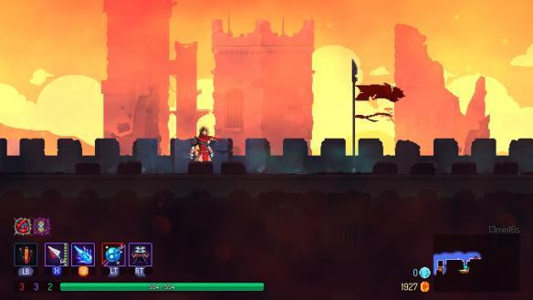 《死亡细胞》游戏截图-2