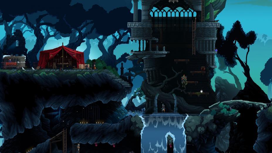 《亡灵诡计》游戏截图-2(1)