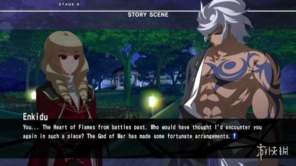 《夜下降生Exe:Late[st]》游戏截图