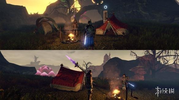 《物质世界》游戏截图