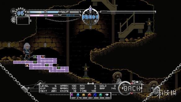 《东方月夜》游戏截图