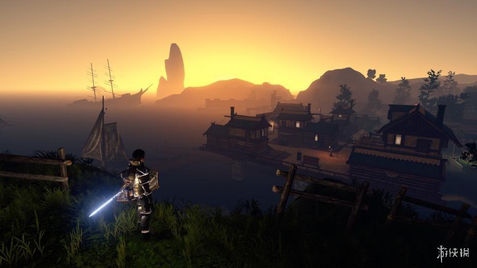 《物質世界》游戲截圖