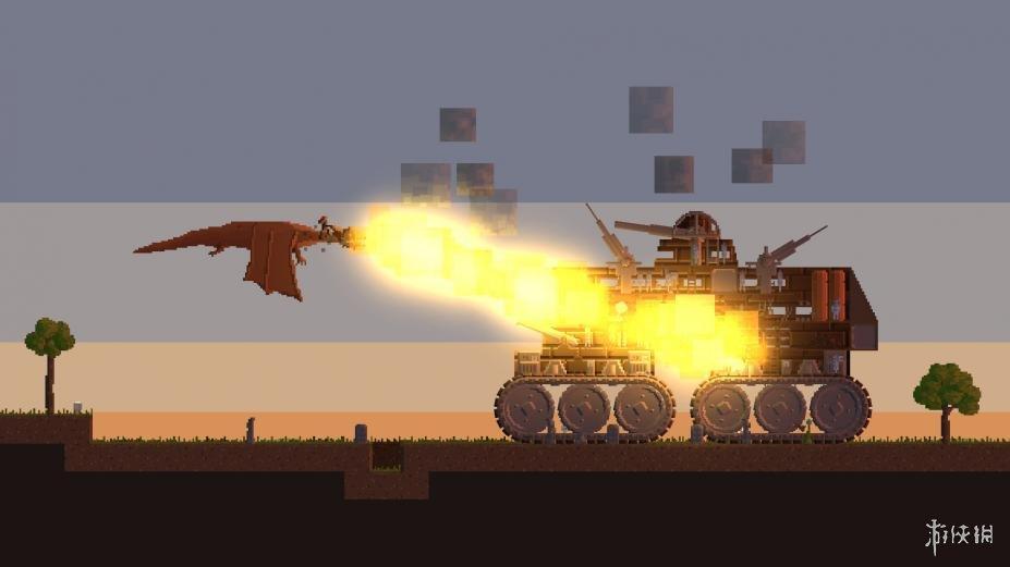《飞艇:征服天空》游戏截图