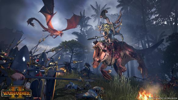 《全面战争:战锤2》游戏截图3